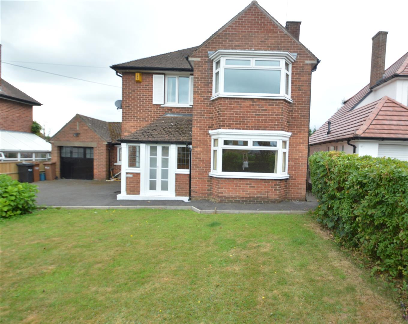 Detached House, Gwernaffield Road, Mold